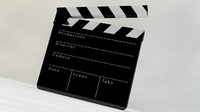 film slate clapper dxf