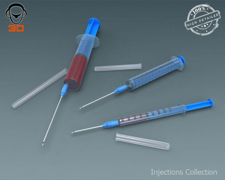 max injections modeled