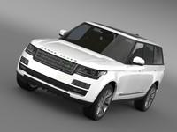 Range Rover Autobiography Black LWB L405