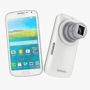 3d samsung galaxy k zoom model