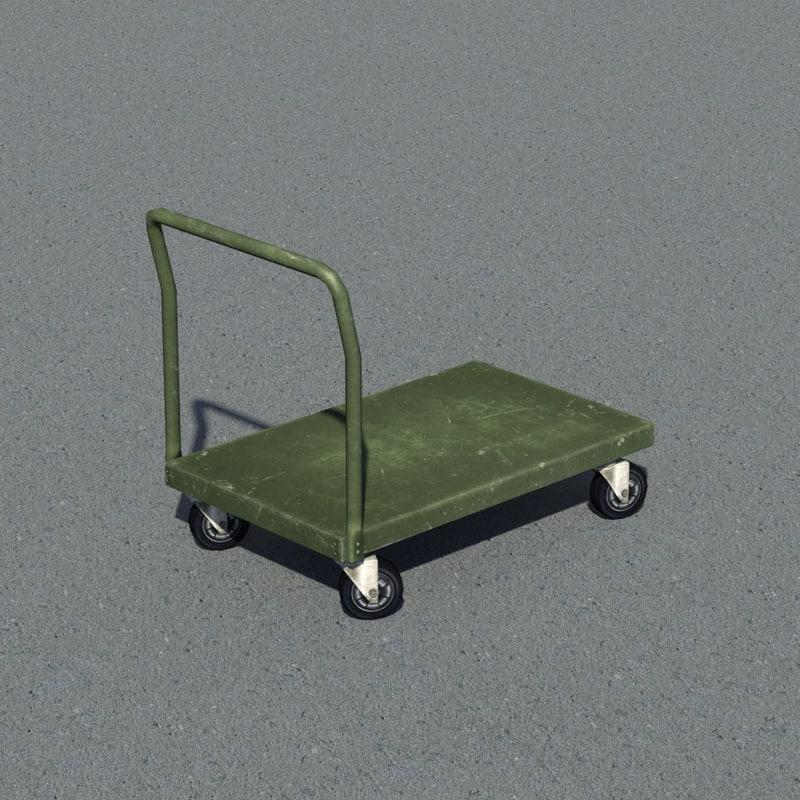 max hand trolley