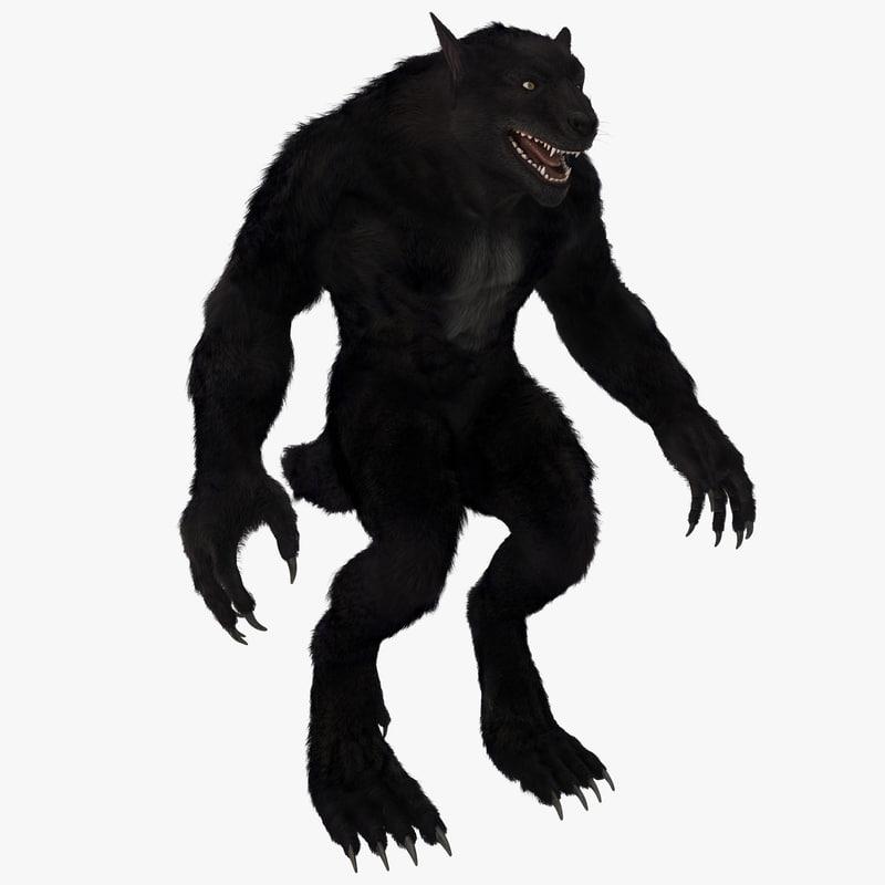 max werewolf fur