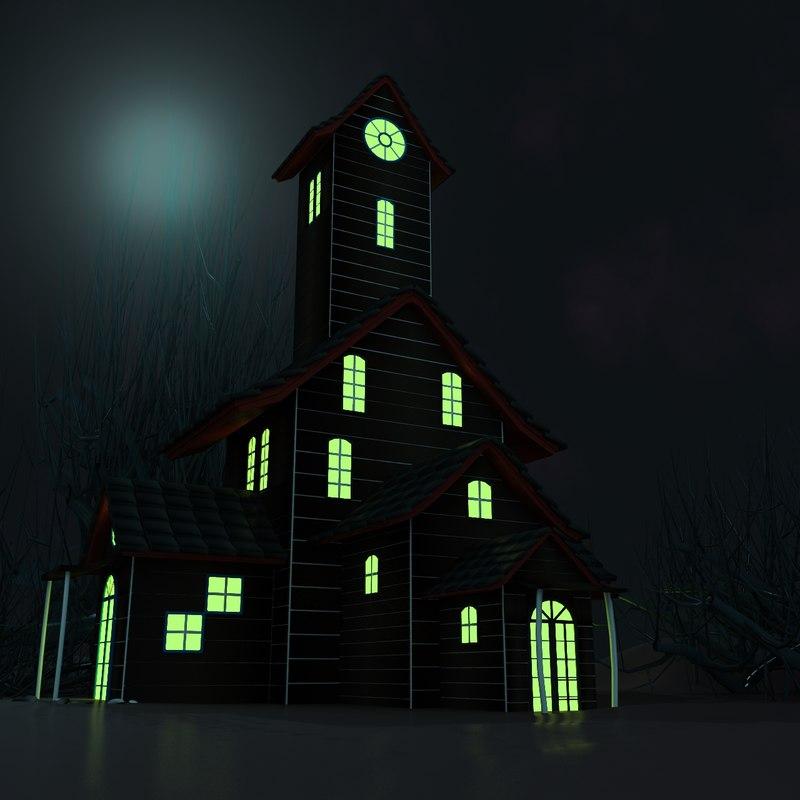 max small horror house
