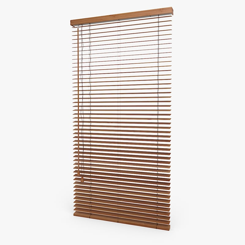 3ds max wooden blinds