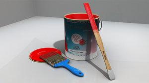 ma paint brush supplies