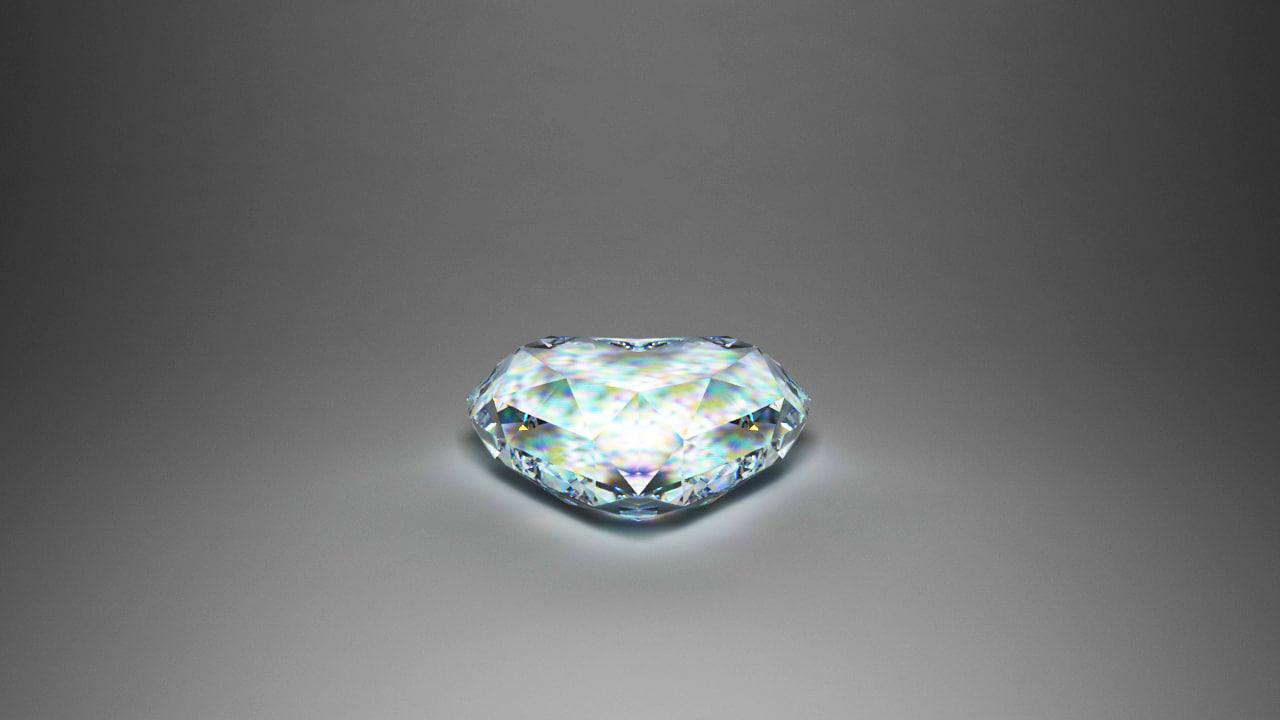 diamond jewellery 3d 3ds