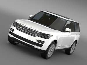 range rover vogue se 3ds