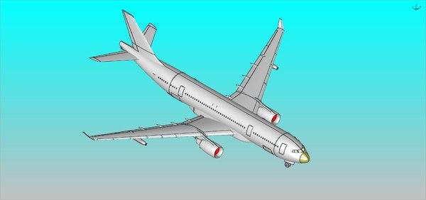 3d a330 mrtt multipurpose transport