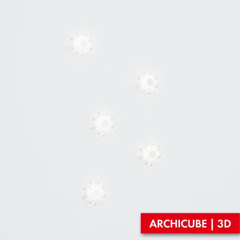3d model spot light