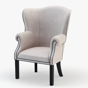 3d chair avola