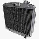 radiator 3D models