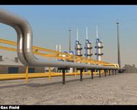 maya gas field