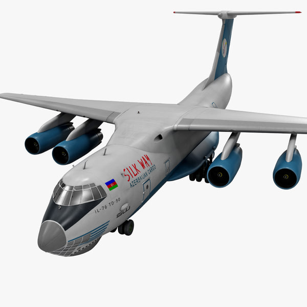 ilyushin il-76 candid max