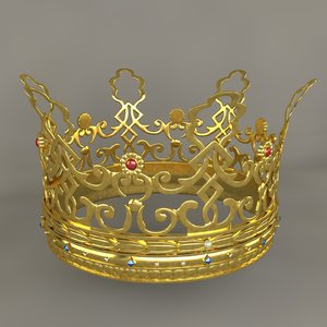 cinema4d gypsy baron crown