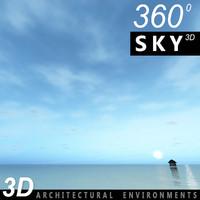 Sky 3D Day 095