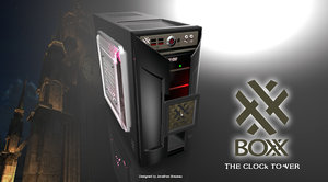 3ds boxx clock tower