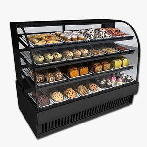 obj pastry case