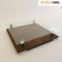 table modeled 3ds