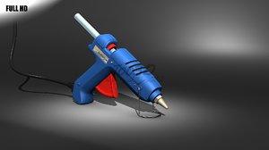 glue gun lwo