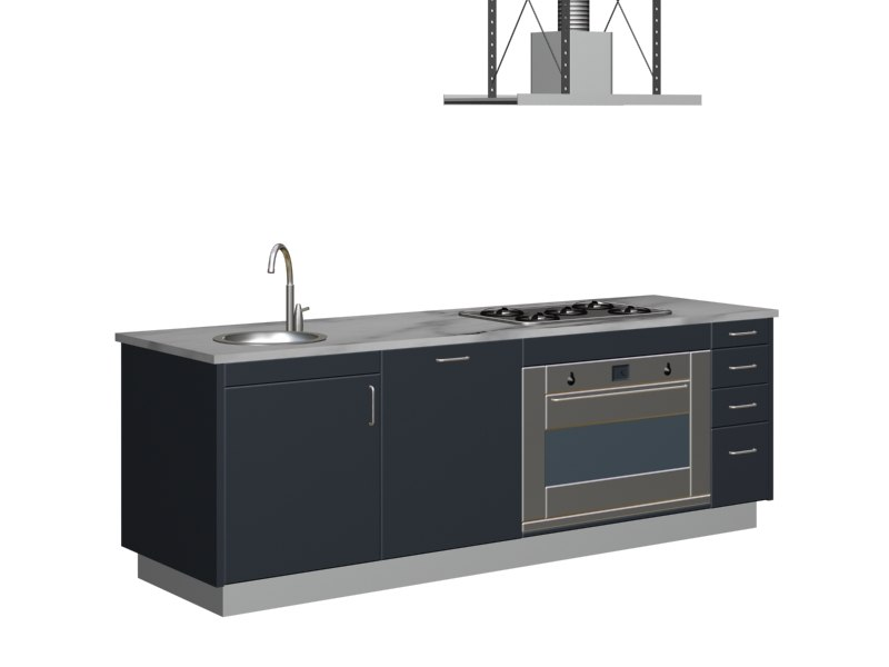 kitchen composition max