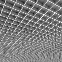 Office Ceiling Gril Pattern