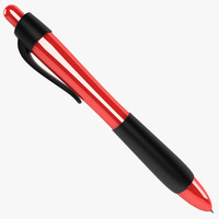 ball pen plastic 3ds
