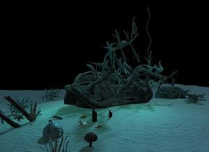 maya wreck