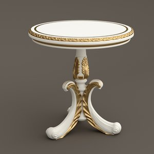 jumbo table 3d model