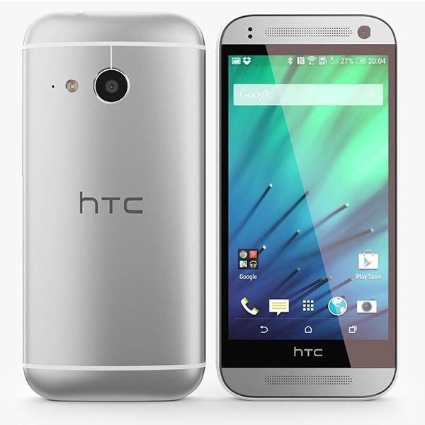 3d model htc mini 2