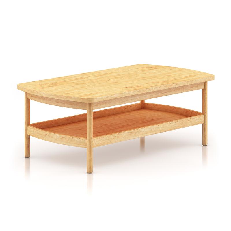 rectangular wooden 3d max