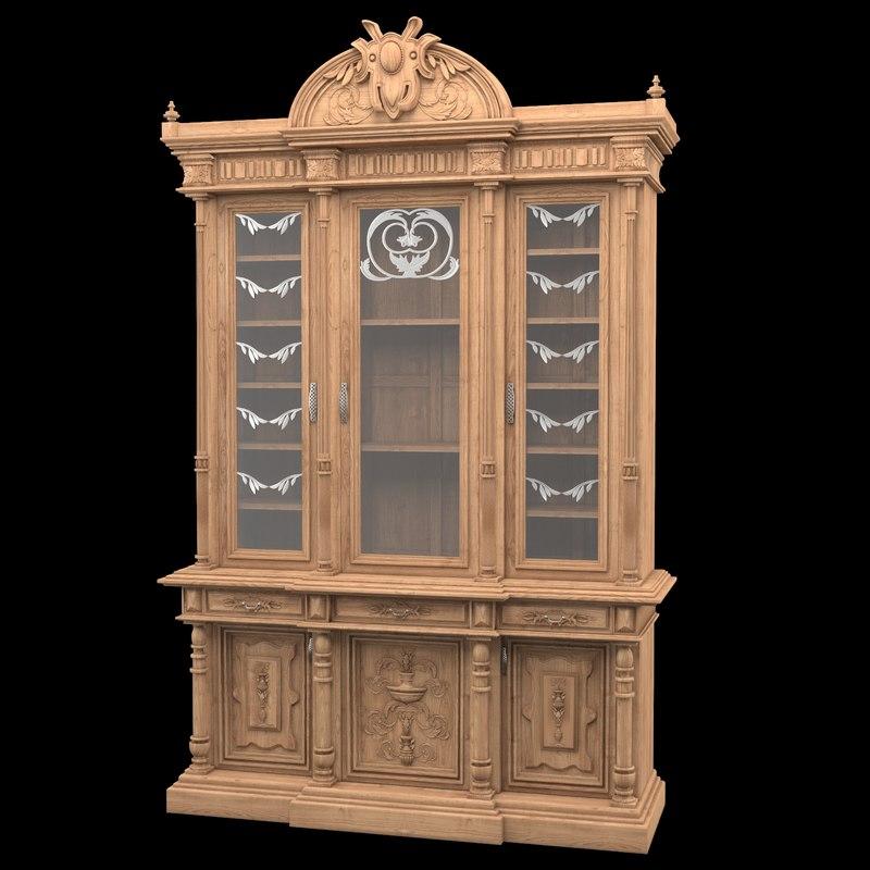 max set classical antiquarian room