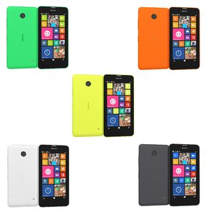 3ds max nokia lumia 630 635