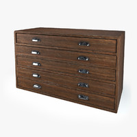 max vintage chest drawers
