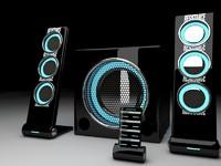 cinema4d speaker