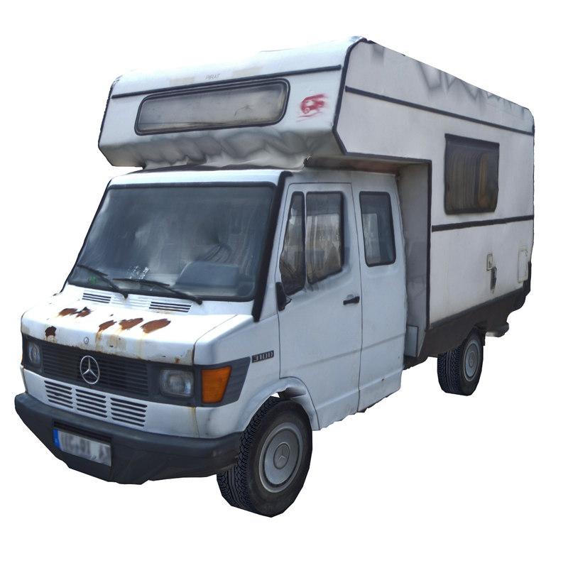 classic caravan van max