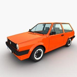 3d polo 86c model