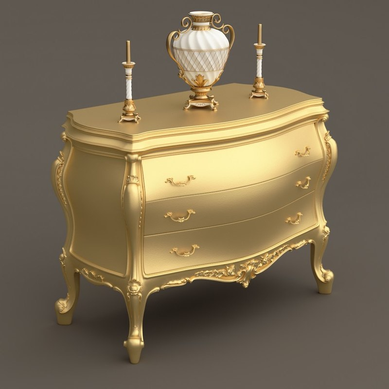 max baroque commode