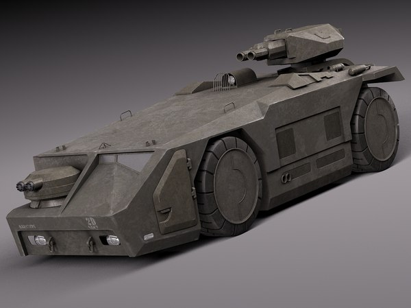 car armored carrier lwo