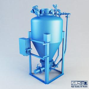 max master conical pump