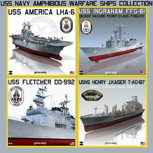 3d uss amphibious assault ship