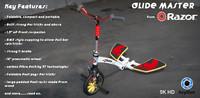 3d design glide master