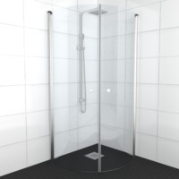 maya shower architech