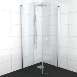 maya shower architech