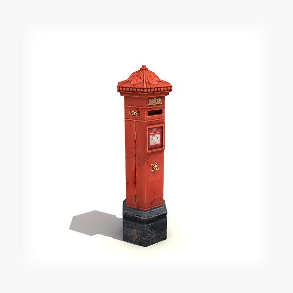 royal post box 3ds
