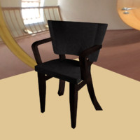 resolution chair 3d fbx