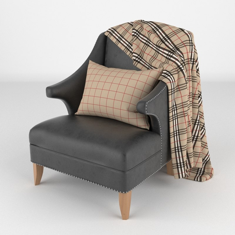 chair realistic max