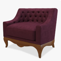 Opera Contemporary - Margherita Classic Armchair