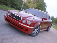 Jaguar X- Type