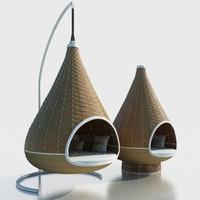 3d model nestrest nest