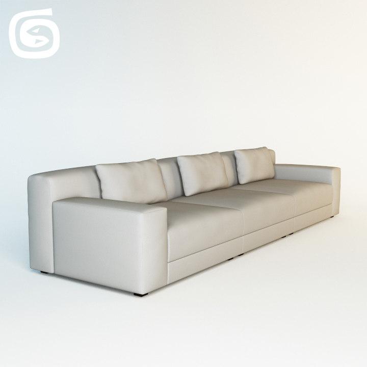 carlito loop sofa max